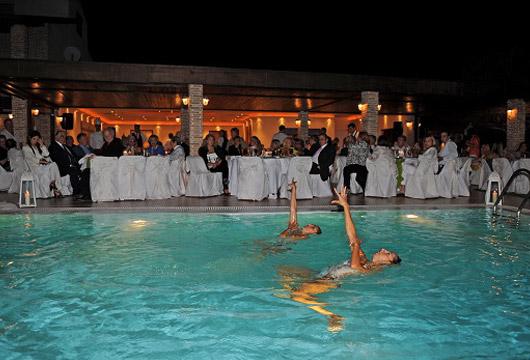 Image of event. Villa Pelagos